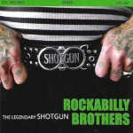 CD - Shotgun - Rockabilly Brothers