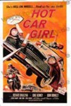 Poster DIN A3 - Hot Car Girl