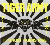 CD - Tiger Army - III: Ghost Tigers Rise