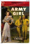 Poster DIN A3 - Army Girl