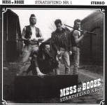 CD - Mess Of Booze - Staatsfeind Nr. 1