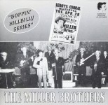 CD - Miller Brothers Band - Miller Brothers