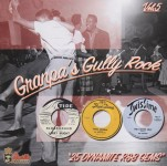 CD - VA - Granpa's Gully Rock Vol. 5 - 25 Dynamite R&B Gems