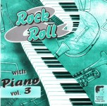 CD - VA - Rock & Roll With Piano Vol. 3