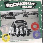 CD - VA - Rockabilly Race Vol. 5