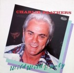LP - Charlie Feathers - Wild Wild Party