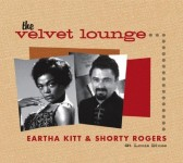 CD - Eartha Kitt & Shorty Rogers - St Louis Blues