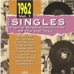 CD - VA - Singles - Orginal Single Compilation The Year 1962 Vol. 1