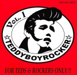 CD - VA - Teddyboyrocker Vol. 1