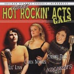 AUSVERKAUFT - CD - VA - Three Hot Rockin' Acts Vol. 2 - Gals