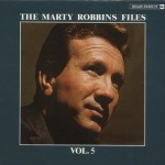 LP - Marty Robbins - The Marty Robbins Files Vol. 5