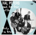 LP - Hal Peters & His Trio - Baby I'm Ready