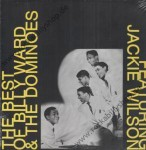 LP - Billy Ward And The Dominoes - The Best Of - Featuring Jackie Wilson - Vol. 3