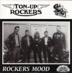 Single - Ton-Up Rockers - Matchbox, Tennessee Border, Rockers Mood, Tore Apart