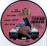 10inch - VA - Teenage Cruisers