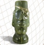 Tiki Mug - One Eye Moai