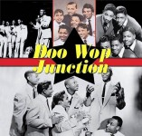 CD - VA - Doo Wop Junction - Classics & Rarities 53-61