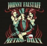 CD - Johnny Falstaff - Metro-Billy