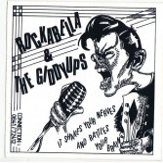Aufkleber - Rockabella & The Giddyups