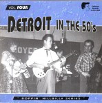 CD - VA - Detroit In The 50's Vol. 4