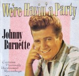 LP - Johnny Burnette - Were havin a party