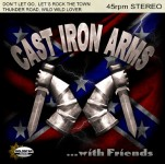 Single - Cast Iron Arms - With Friends