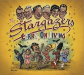 CD - Stargazers - Carry On Jiving