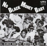 CD - VA - No Black Money baby