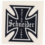 Hot Rod Aufkleber - Schneider Racing Cams