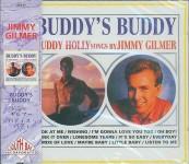 CD - Jimmy Gilmer - Buddy's Buddy - Buddy Holly Songs