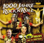 CD - Mr. Fingers And The Shifters - 1000 Jahre Rock'n'Roll