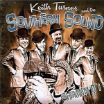 CD - Keith Turner & The Southern Sound - Shakin' It