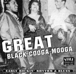 CD - VA - Great Black Cooga-Mooga