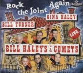 CD - Bill Haley's New Comets - Rock The Joint Again