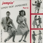 CD - VA - Lindy Hop Jamboree Vol. 6 - jumpin