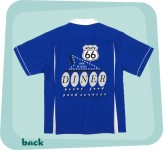 Bowlingshirt - Route 66 Diner