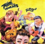 CD - Toini & The Tomcats - Going Wild