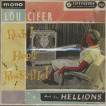CD - Lou Cifer & The Hellions - Rock, Bop, Rockville!