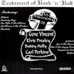 LP - VA - Testament of Rock and Roll Vol. 1