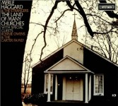LP-2 - Merle Haggard & The Strangers - The Land Of Many Churches