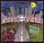 CD - Subway Sewer Rats - Big City Miles