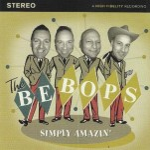 CD - Be Bops - Simply Amazin'