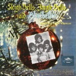 CD - Patti LaBelle And The Bluebells - Sleigh Bells..
