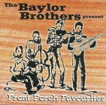 CD - Baylor Brothers - Front Porch Favourites