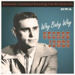 10inch - George Jones - Why Baby Why
