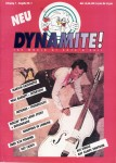 Magazin - Dynamite! - No. 01
