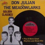 LP - Don Julian & The Meadowlarks - Golden Classics