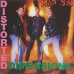 CD - Mad Sin - Distorted Dimensions