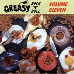 LP - VA - Greasy Rock and Roll Vol. 11