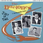 10inch - Duetones - Just In Time